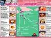 今年のバンクーバー「桜祭り」期間中には「ジャパンフェア」も開催-期間限定料理マップ「Sakura menu Japanese restaurant map」企画に10店舗が協力